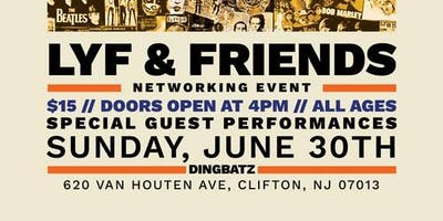 LYF x FRIENDS NETWORKING EVENT