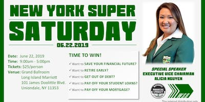 New York Super Saturday