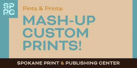 Pints & Prints: SMASH! tickets