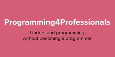 Programming4Professionals: Foundations II tickets