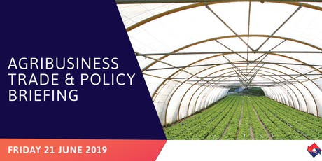 ACBC Vic: Agribusiness Trade & Policy Briefing tickets