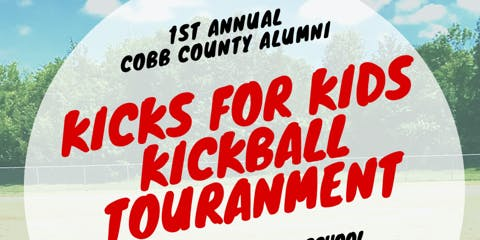 Kicks for Kids Kickball Tournament