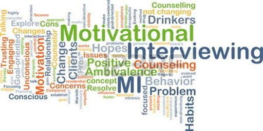 Motivational Interviewing: The Basics for Recovery Coaching, Rochester Aug 2019