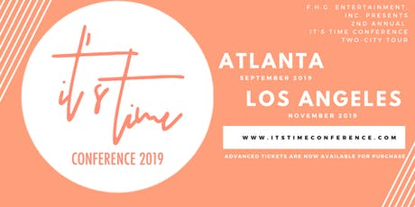 """It's Time... 2 Be Free"" Conference Los Angeles 2019 tickets"