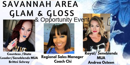 Savannah Area Glam & Gloss / Oppurtunity Event