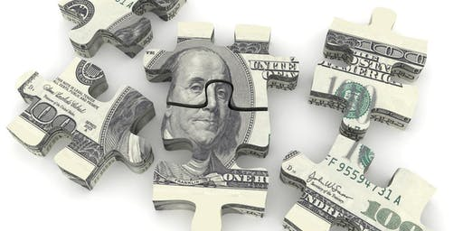 "UNDERSTANDING FINANCES - A Dinner Series - #1 ""Personal Taxes"""