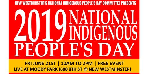National Indigenous People's Day Celebration 2019