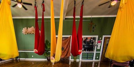 Kids Aerial Yoga Camp tickets