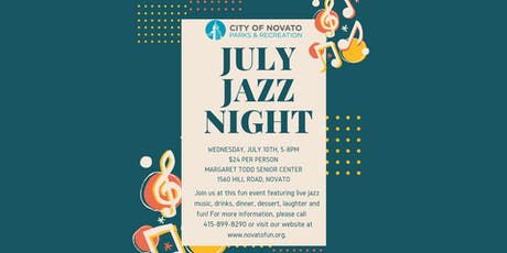 July Jazz Night  tickets