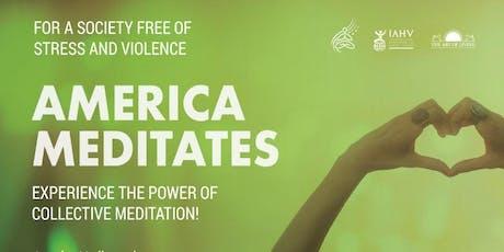 America Meditates, #Norwalk Meditates tickets