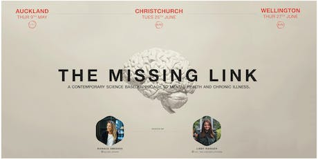 The Missing Link - CHRISTCHURCH tickets