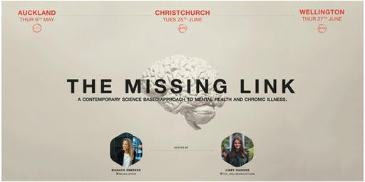 The Missing Link - CHRISTCHURCH