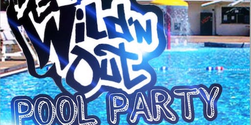 Delaware Wildn Out Pool party
