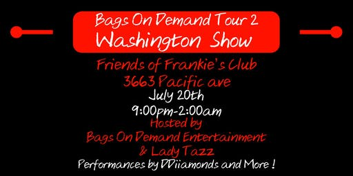 Bags On Demand Tour 2
