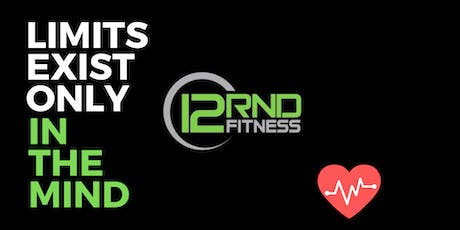 12RND Fitness Kenmore | Gold Coin Donation Boot Camp tickets