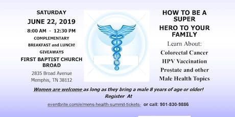 12th Annual Men's Health Summit tickets