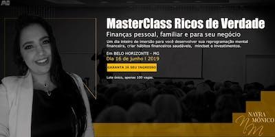 MasterClass Ricos de Verdade