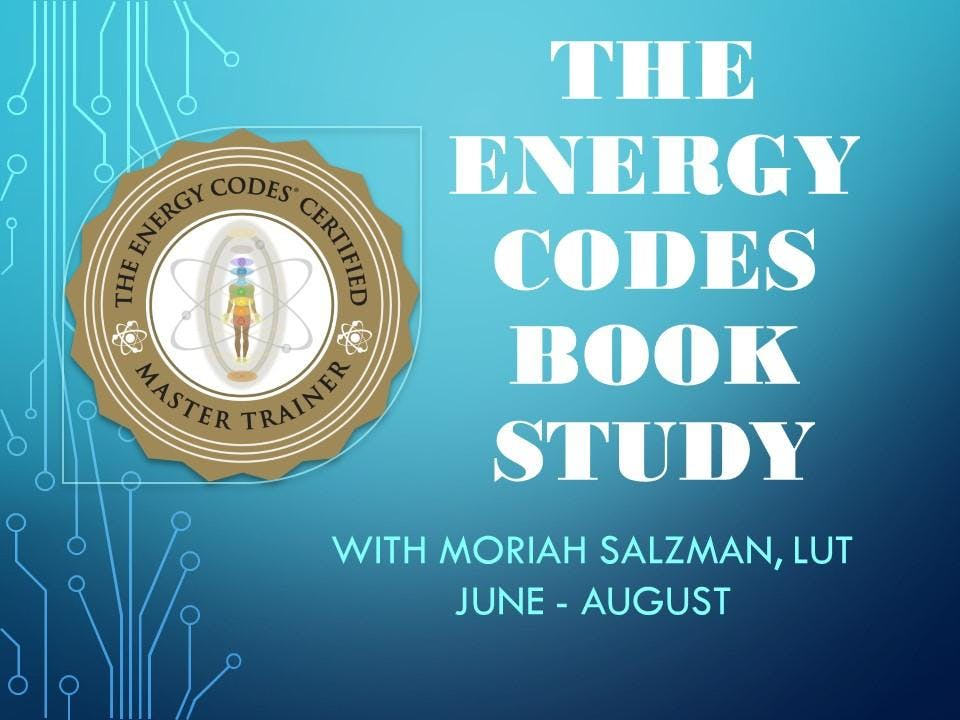 The Energy Codes Book Study (Thursday Evenings)