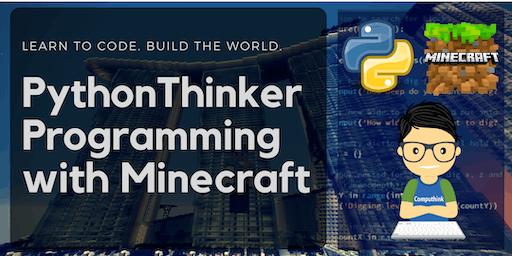 PythonThinker Coding Kids 2019 - WEEK DAY (MON-FRI) - Term Classes