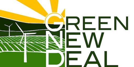 Town Hall for the Green New Deal