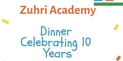 Zuhri Academy 10 Year Celebration Dinner - Shaykh Mufti Saiful Islam