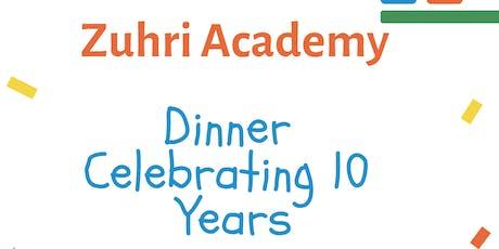 Zuhri Academy 10 Year Celebration Dinner - Shaykh Mufti Saiful Islam tickets