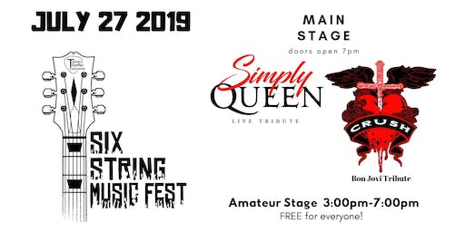 Six-String Music Fest 2019