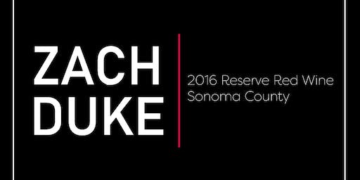 Uncork for a Cause with Zach Duke
