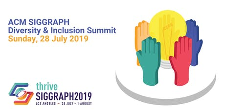 ACM SIGGRAPH Diversity & Inclusion Summit tickets