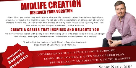 MidCareer Creation Professional's Breakfast tickets