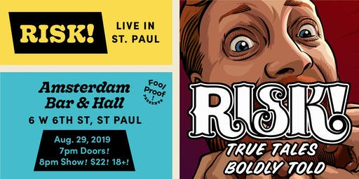 RISK! Live in St. Paul