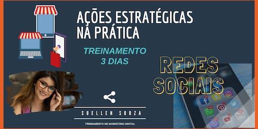 AÇÕES ESTRATÉGICA NA PRÁTICA - REDES SOCIAIS
