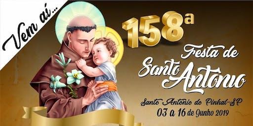 158ª Festa de Santo Antonio