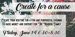 Create for a Cause