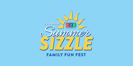 Comfort Zone Camp 7th Annual NY/NJ Summer Sizzle Community Fun Day tickets