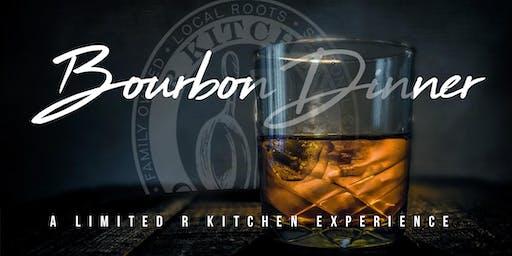 R Bourbon Dinner