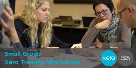 Wellington Complimentary Xero Training Workshop (Basic) tickets