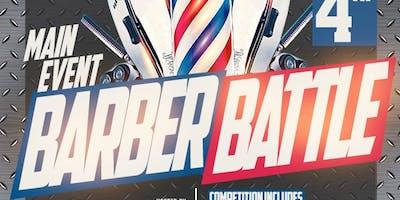 MAIN EVENT BARBER BATTLE COME JOIN US WESTCHESTERS 1ST BARBER BATTLE !!!