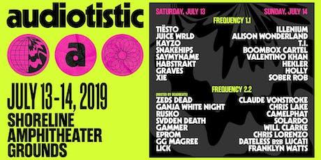 Audiotistic Bay Area 2019 tickets
