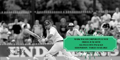 Mark Waugh Long Lunch | George Banks | June 28