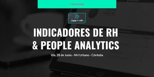 Indicadores de RH y People Analytics - Córdoba