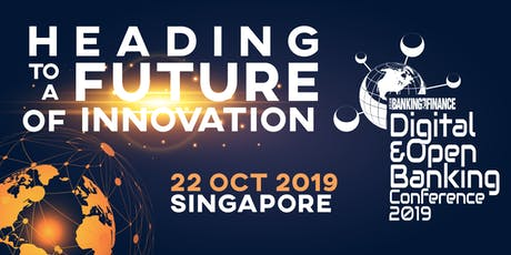 ABF Digital & Open Banking Conference 2019, Singapore tickets