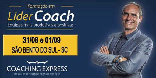LÍDER COACH - São Bento do Sul - SC (CECB) AGOSTO 2019