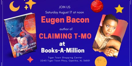 Eugen Bacon Launches Claiming T-Mo tickets