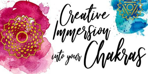 Creative Immersion Into Your Chakras
