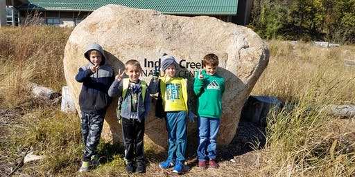 Cub Scout Pack 134 - Hiking Scavenger Hunt