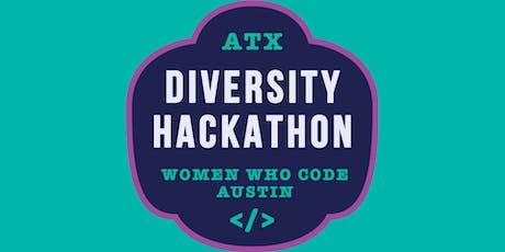 5th Austin Diversity Hackathon #ATXDivHack tickets