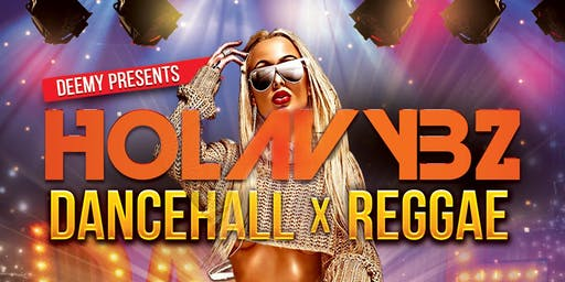 """H O L A V Y B Z  """" Dancehall x Reggae Style ''"""
