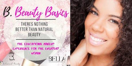 B. BEAUTY BASICS tickets
