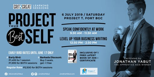 Grit2Great Career Workshops (July 6)